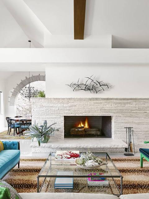 Soggiorno di Hugh Jefferson Randolph Architects Homify.it