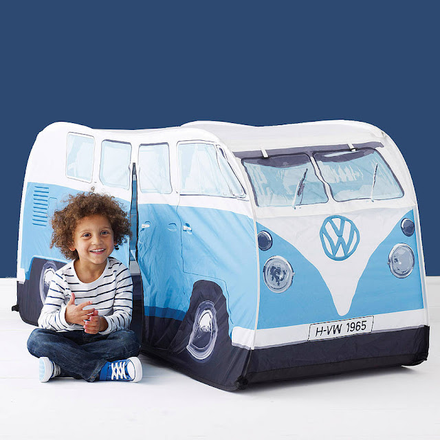 child camper van tent