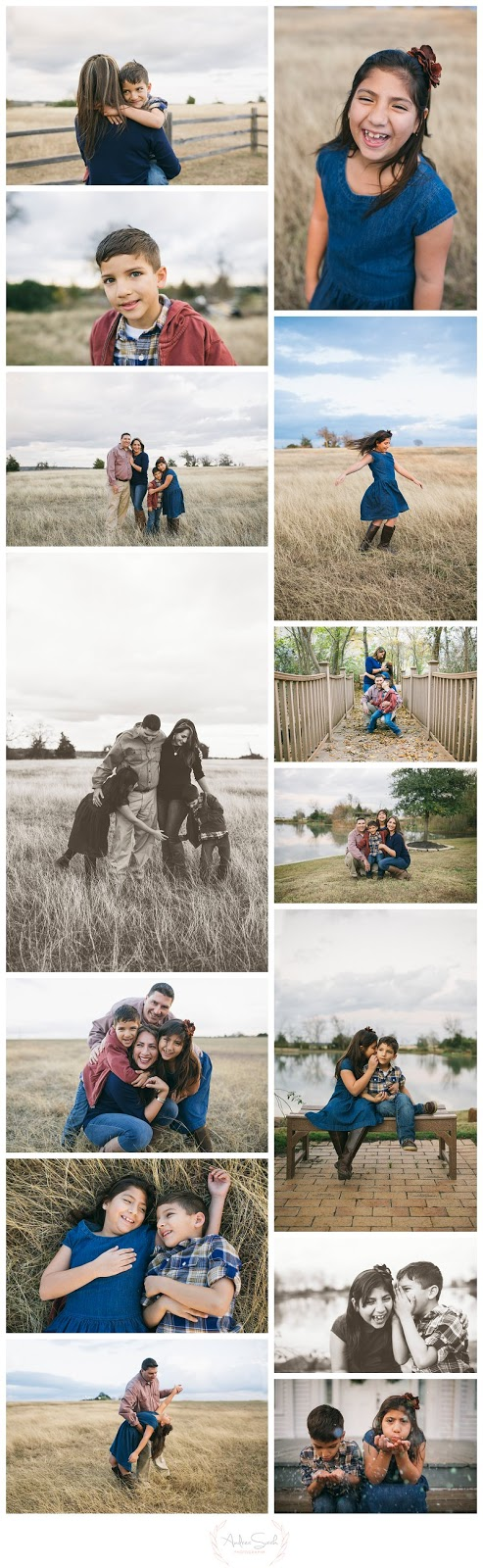 Candid Family Photography The Woodlands