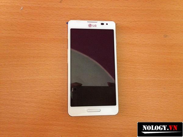 điện thoại lg optimus lte3 Hàn Quốc kiểu dáng tinh tế