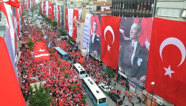 Ideologi Kamal Atartuk Dan Kematiannya Yang Menyeksakan
