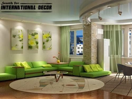 Living room decorating ideas, zoning living room