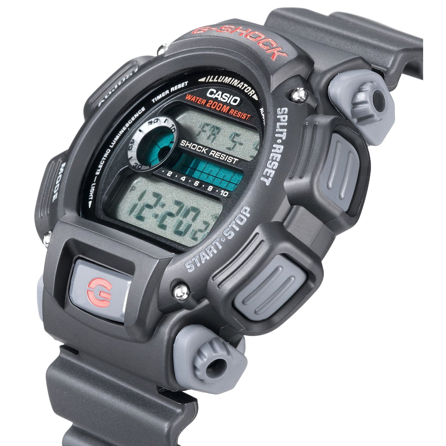 fashionable watches g shock casio s dw9052 1v classic