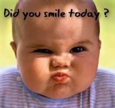 Funny Baby Faces Smile
