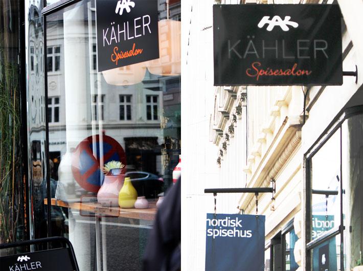 Amalie loves Denmark Städtereise Aarhus Kähler Spisesalon