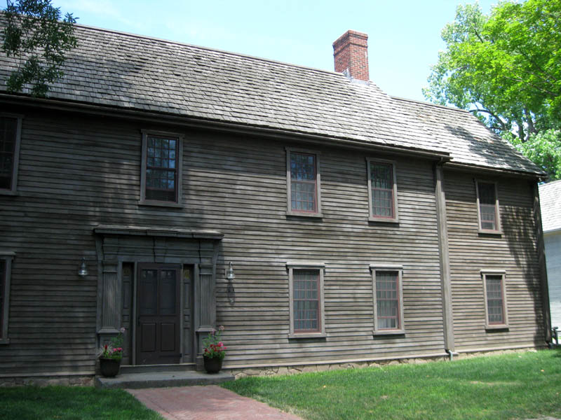 The New England House Historian