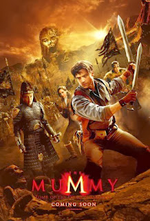 The Mummy: Tomb of the Dragon Emperor (2008) Filme 2014