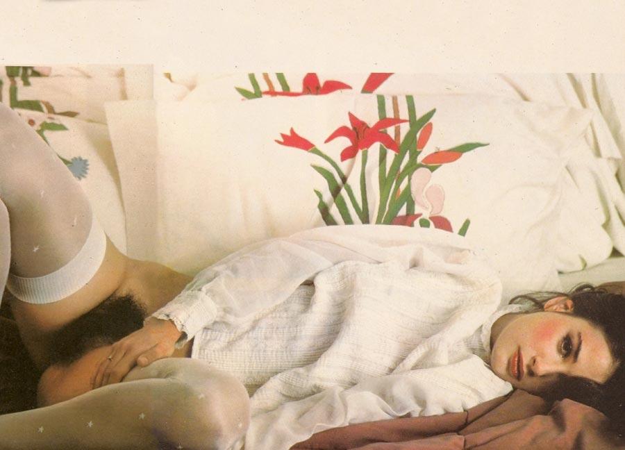 Demi Moore bush penthouse 1980