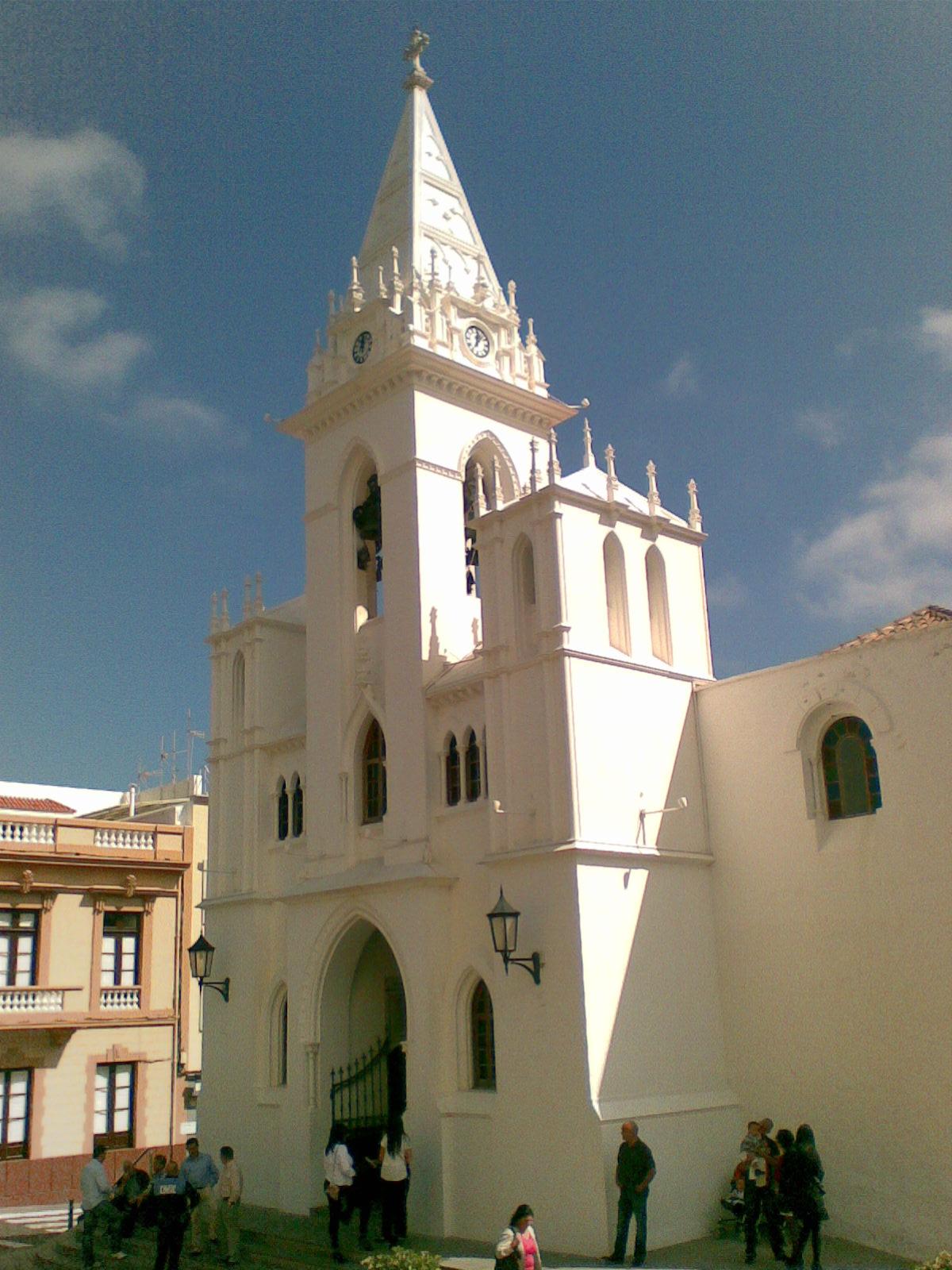 esta noche Virgen hacerse una paja cerca de Santa Cruz de Tenerife