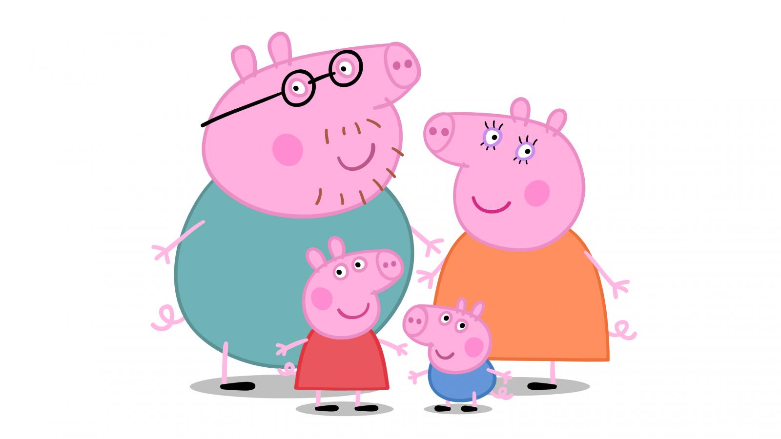 Disney HD Wallpapers: Peppa Pig HD Wallpapers