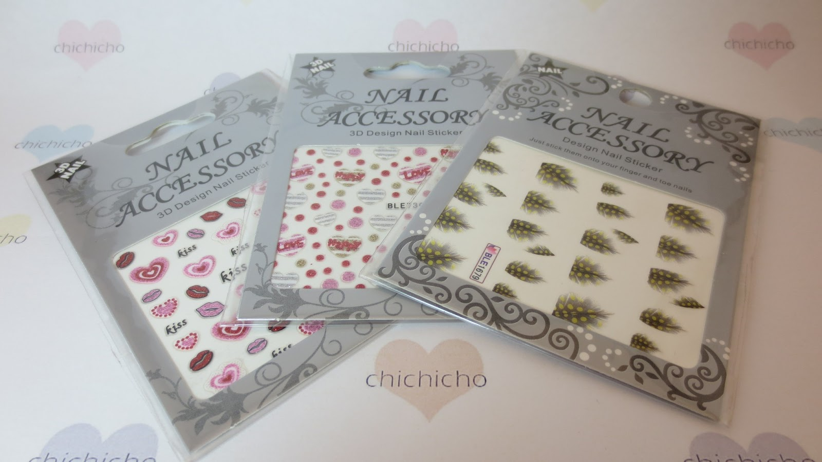More Taobao Nail Haul - chichicho~