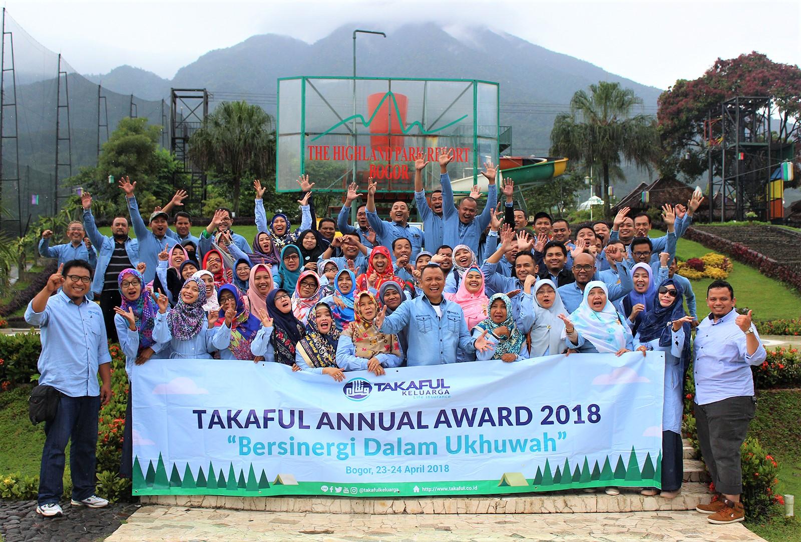 Takaful Annual Award 2018