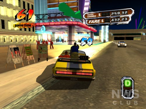 download crazy taxi 3 game full version for free. Black Bedroom Furniture Sets. Home Design Ideas