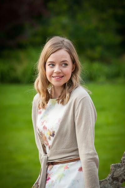 GEORGIA TAYLOR as Bella Summersbee in Midsomer Murders