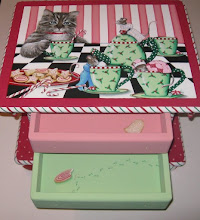 Christmas Tea Party Chest