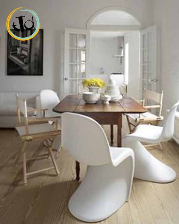 Panton chair TIME - teaTIMEdesign