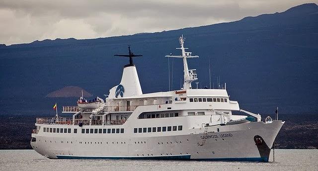 6 razones para tomar un crucero por las Islas Galápagos