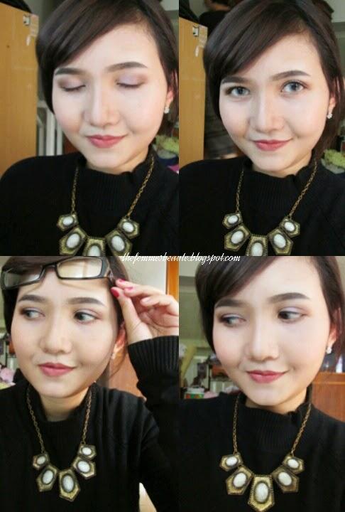 Thefemmesbeaute TUTORIAL Day To Night Makeup