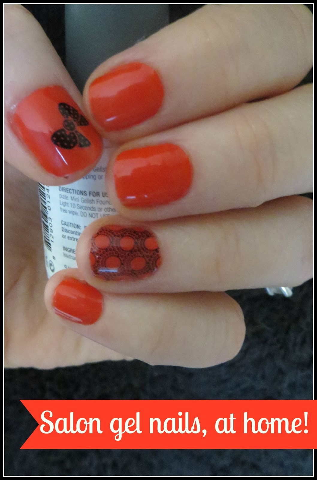 Our little loves salon gel nails and nail art at home nails may look like i go to the salon to get them done i do them myself yep professional looking gel manicured nails on the regular solutioingenieria Image collections