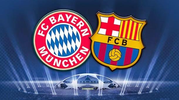 El FC Barcelona se enfrentará al Bayern en semifinales de la UEFA Champions League