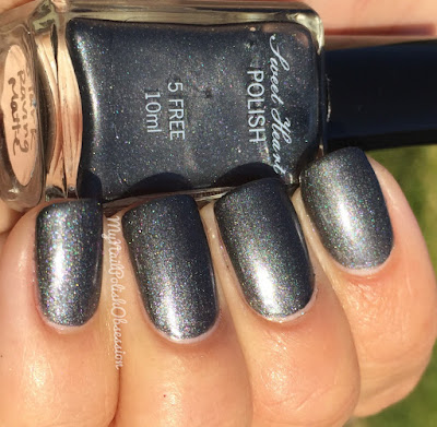 Sweet Heart Polish She's Stark Raving Matte