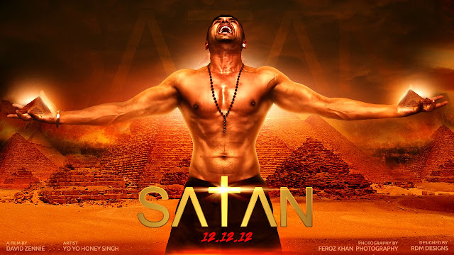 Yo Yo Honey Singh - SATAN - 12.12.12