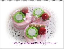 Felt Cupcake n Donut