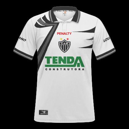 Gt Camisas Camisas Atletico Mg 1997 Home E Away