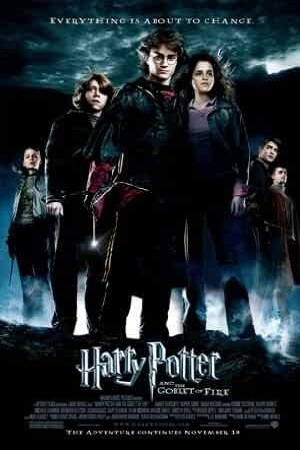 Harry Potter and the Goblet of Fire (2005) Full Movie Dual Audio [Hindi+English] Complete Download 480p [300MB] & 720p [1.0GB]