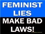 Mentiras feministas