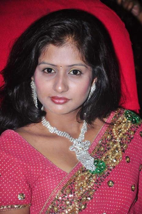 harini saree @ kalavaram audio launch hot images