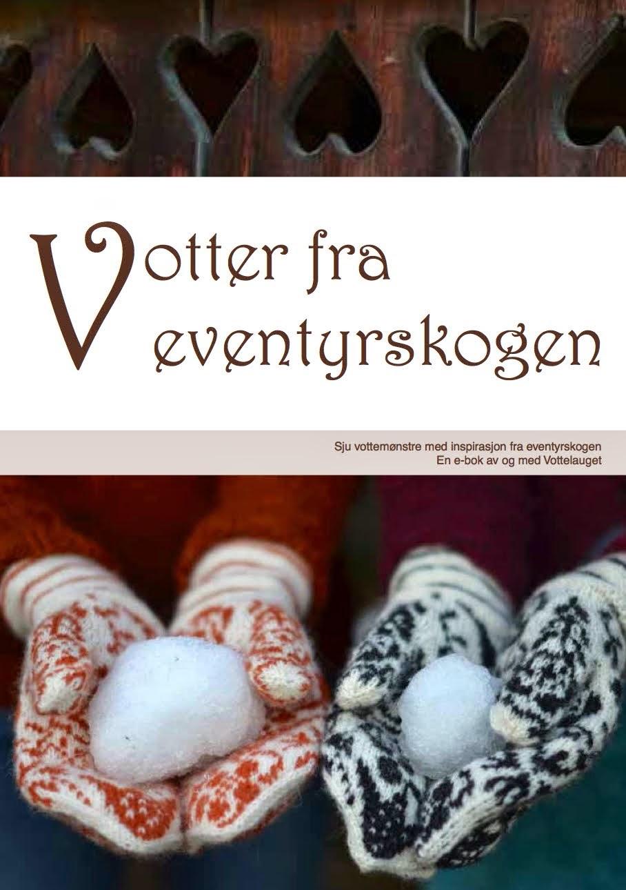 Første vott(e-)bok kom 14.10.