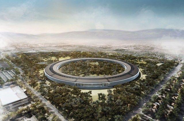 Spaceship Campus concept: Intelligent Computing