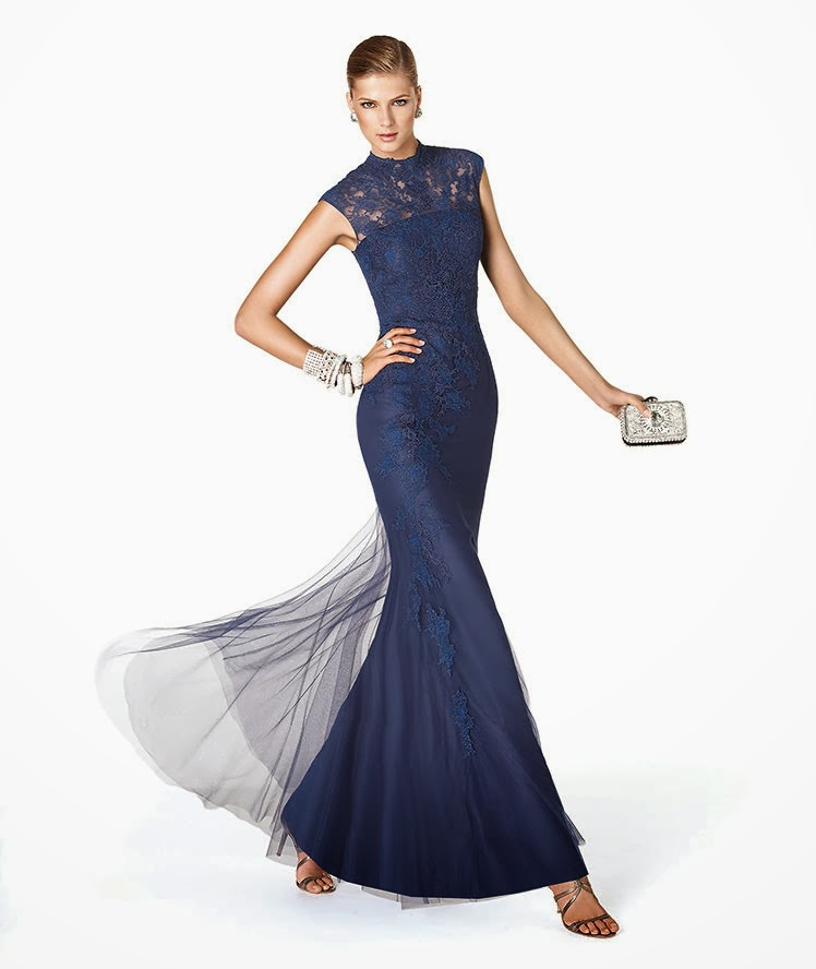 Pronovias Evening and Prom dress collection 2014