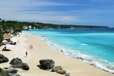 dreamland bali beach