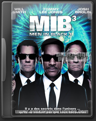 Men In Black 3 (BRRip HD Ingles Subtitulado) (2012)