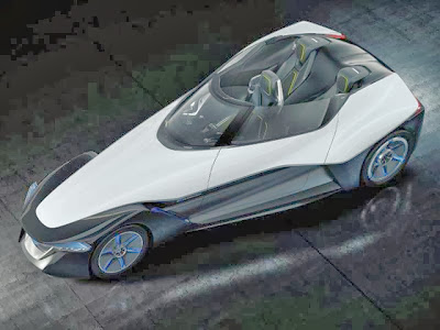 Nissan Concept Car Design Bladeglider EV Future Brought to Justice