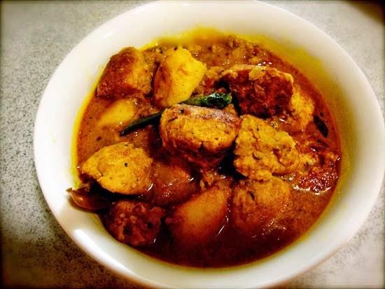 Chitol Maach er Muithya | Fish Dumplings