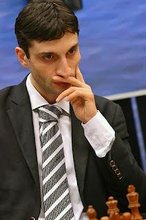 Echecs : le grand-maître Baadur Jobava - Photo © ChessBase