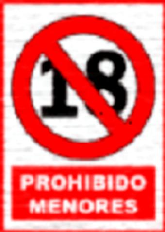 Prohibido para menores?