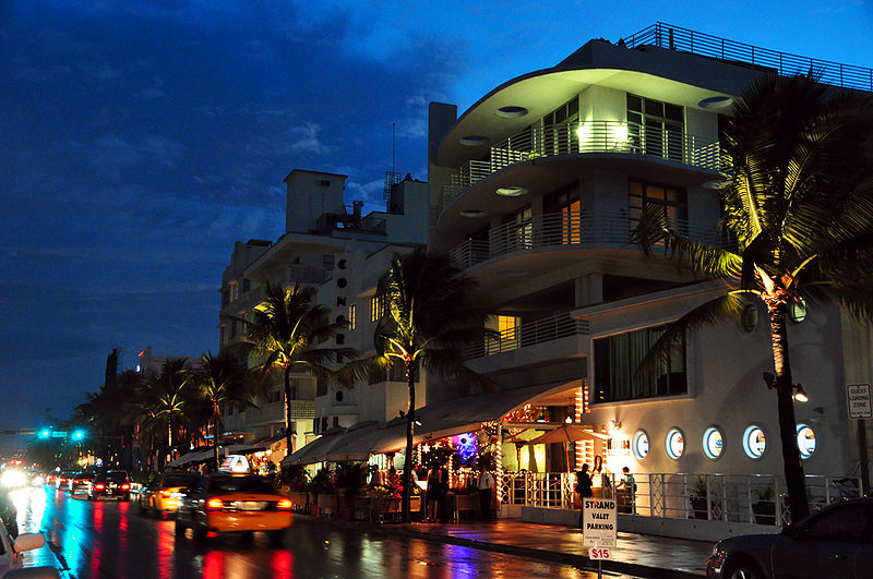 South Beach Is A Neighborhood In The City Of Miami Beach Florida United States This Is The