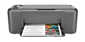 Free Download HP Deskjet F2410 Driver