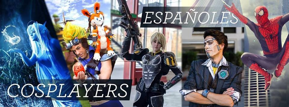 Cosplayers Españoles