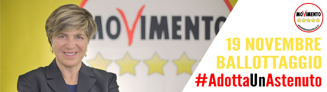 Giuliana Di Pillo Candidata Presidente del Movimento 5 Stelle nel X Municipio di Roma