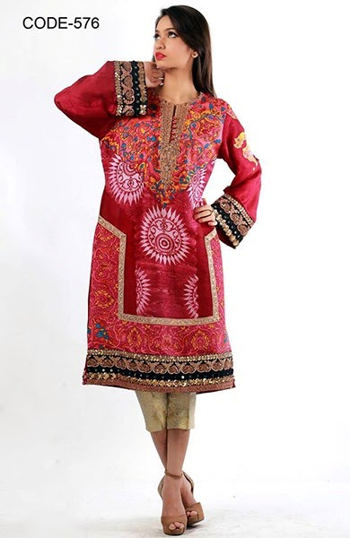 Shamaeel Ansari 2015 Luxury Pret Dress