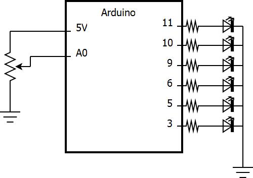 me hax  arduino stroboscope