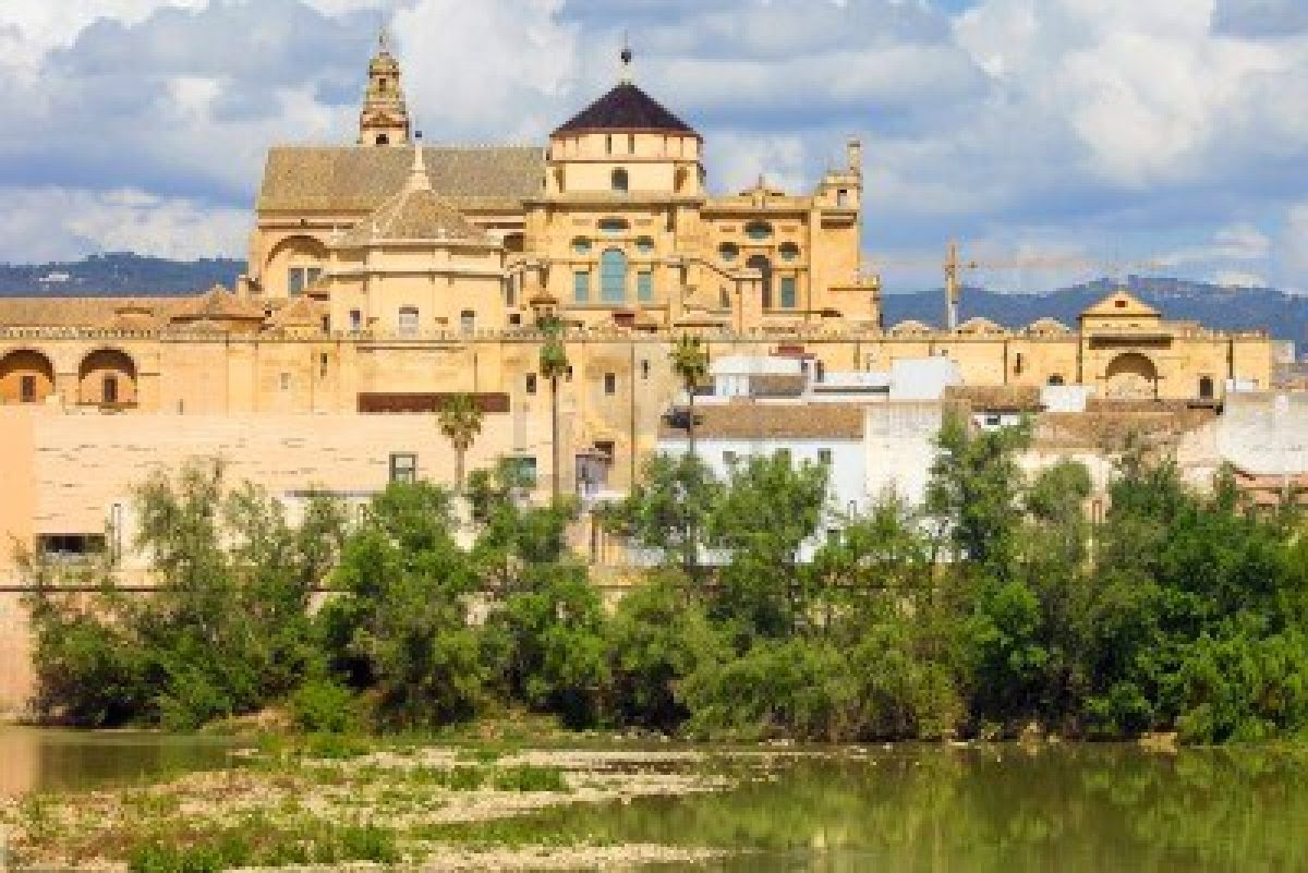 Great Cathedral and Mosque, Cordoba, Spain  Tourist Destinations