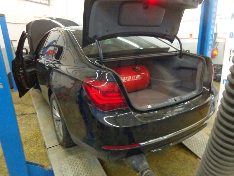 Установка газа на авто в Elpigaz
