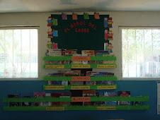 """Biblioteca de Aula  """"3ro. """"A"""""""