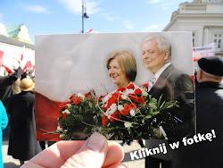 Pierwsza rocznica tragedii pod Smoleńskiem